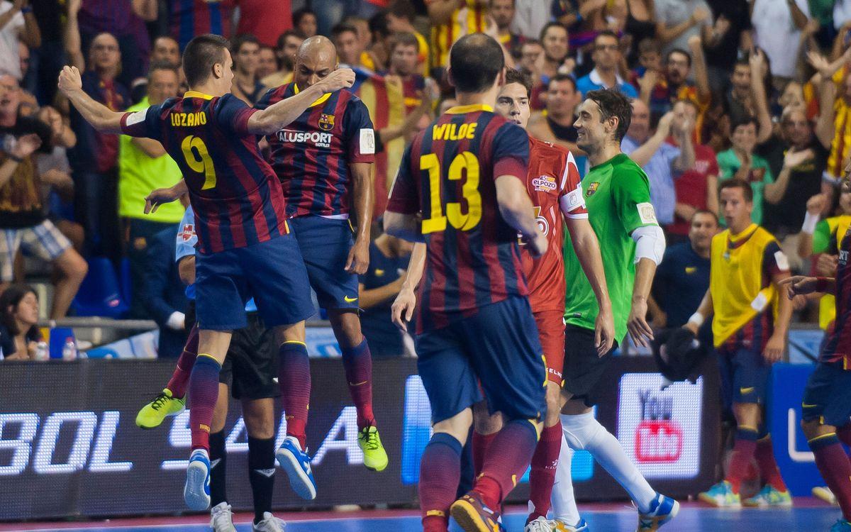 Cau la primera Supercopa d'Espanya