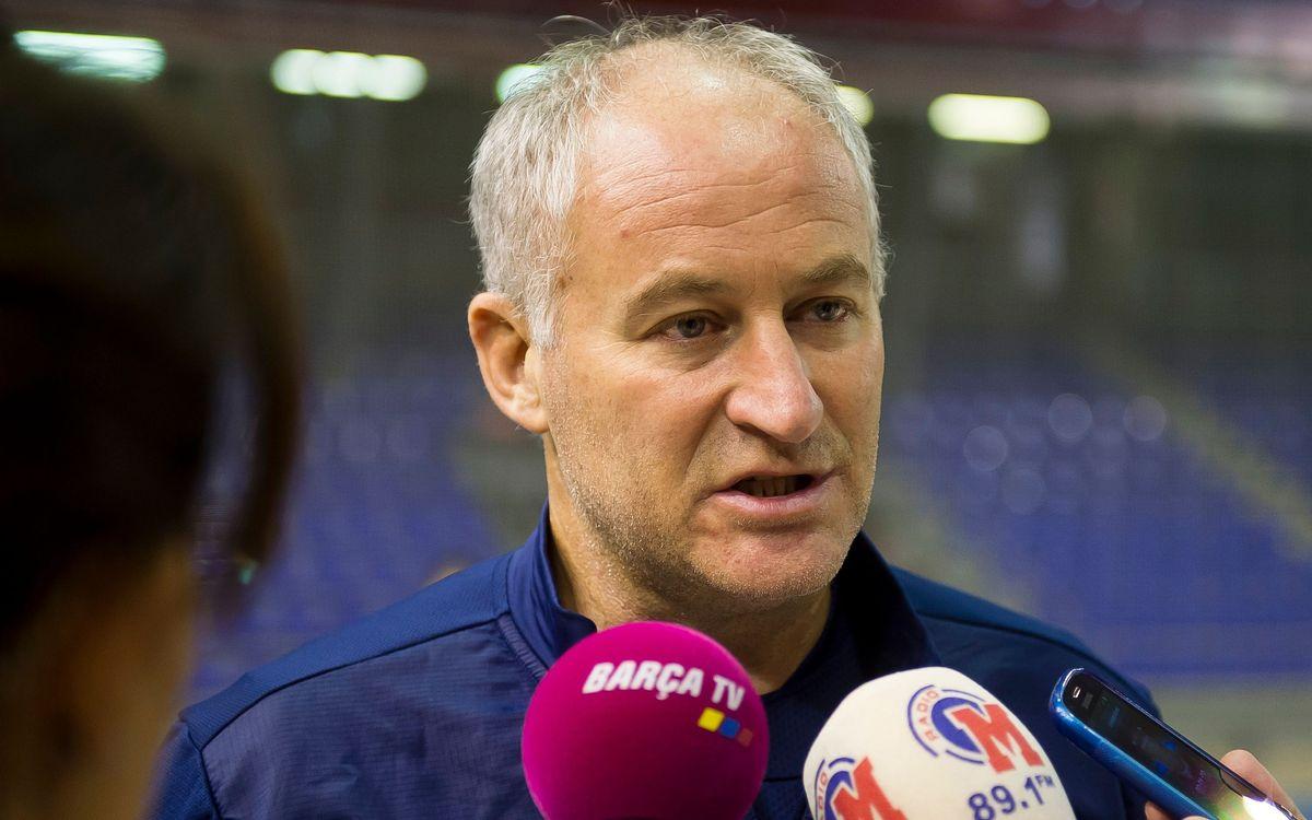Marc Carmona confia que el gol arribarà