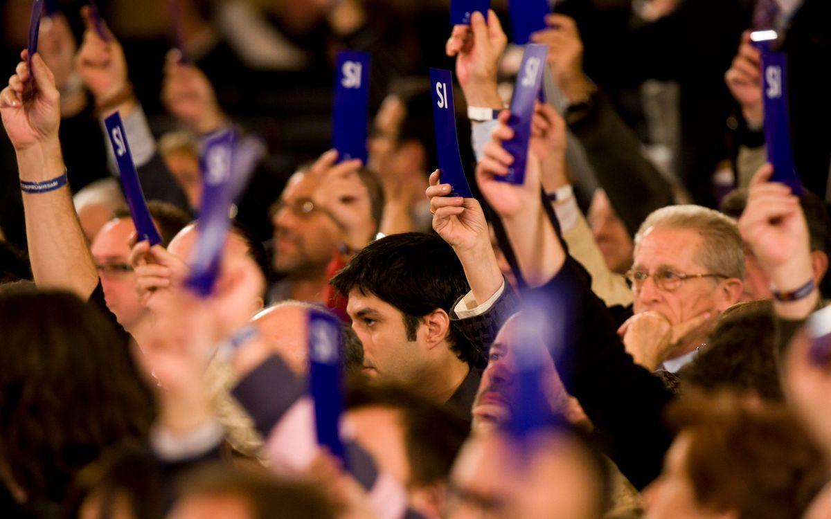 L'aprovació de la reforma dels Estatuts es farà a l'Assemblea General Ordinària del 2013