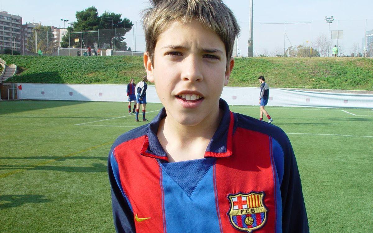 Jordi Alba's attacking spirit