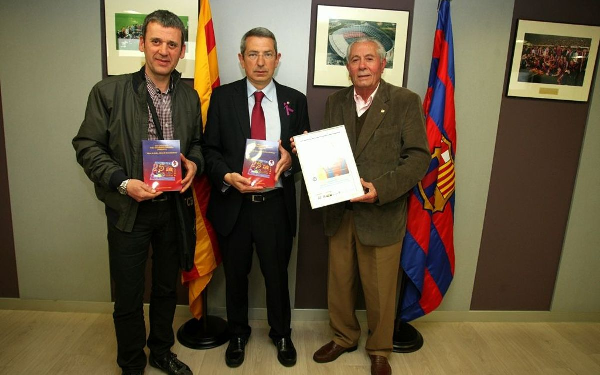 Supporters' Club events prior to Barça v Levante