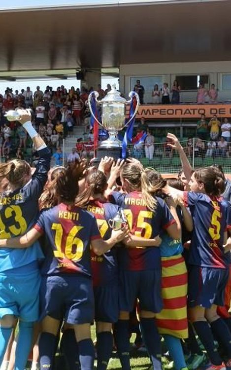 Alexia's brilliant goal in the Copa de la Reina