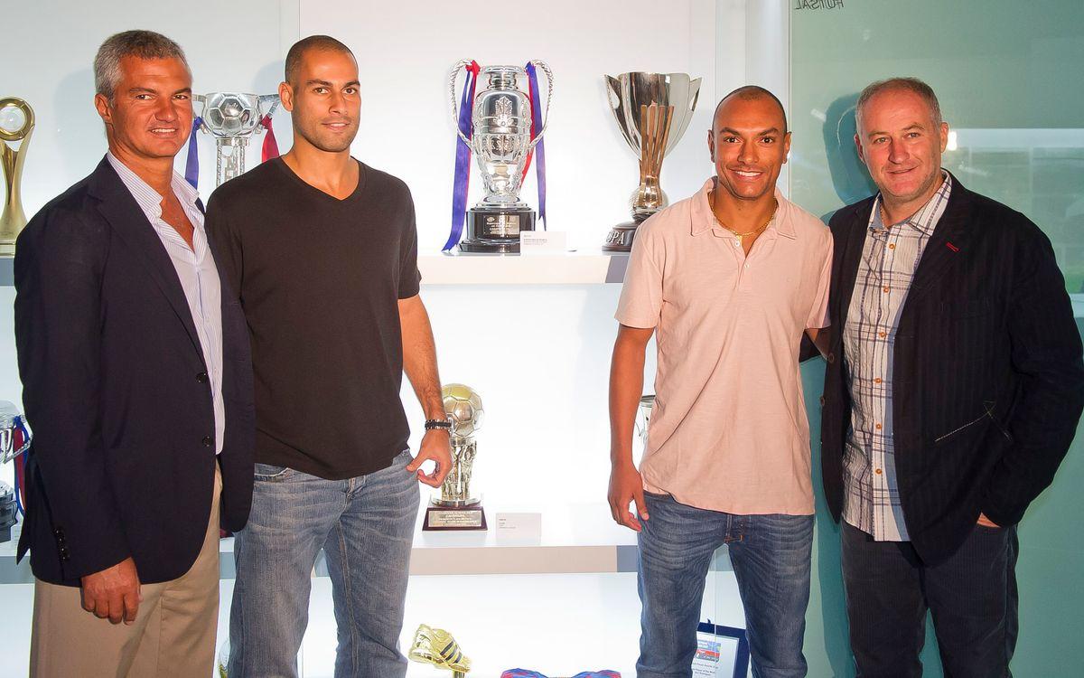 La Copa Catalunya i la Supercopa ja són al Museu