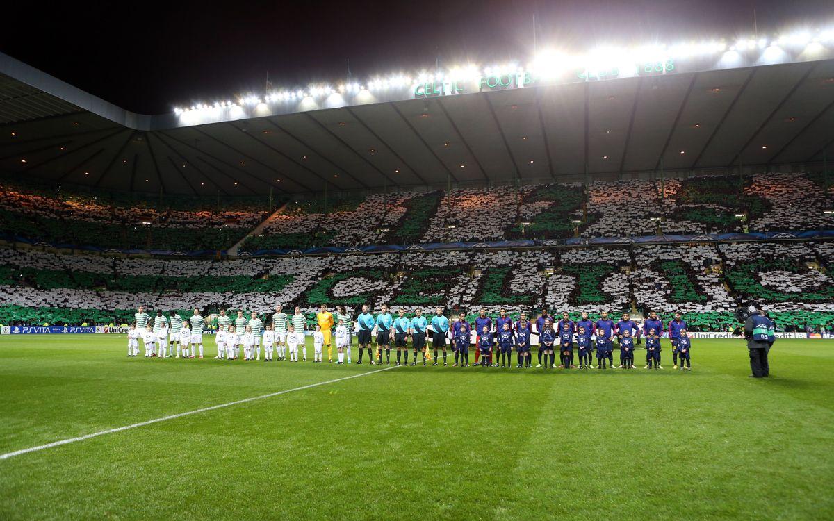 Les Celtic-Barça en vidéos