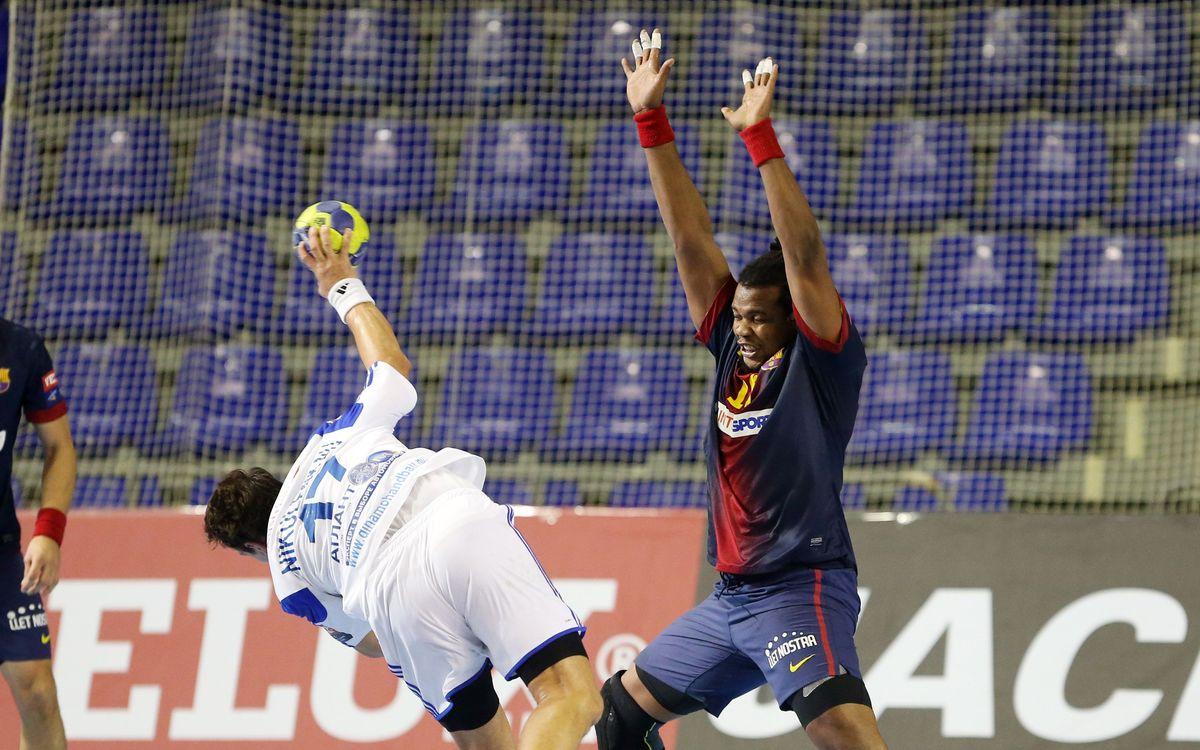 Canvi d'horari FC Barcelona – Dinamo Minsk