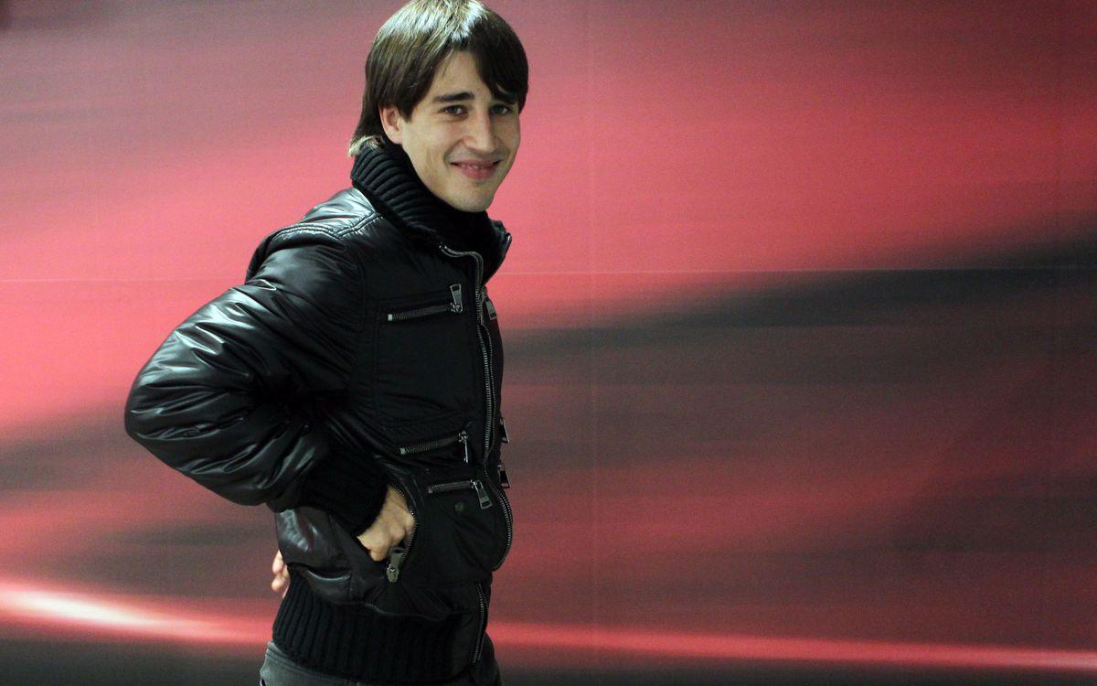 Bojan Krkic out on loan to Ajax