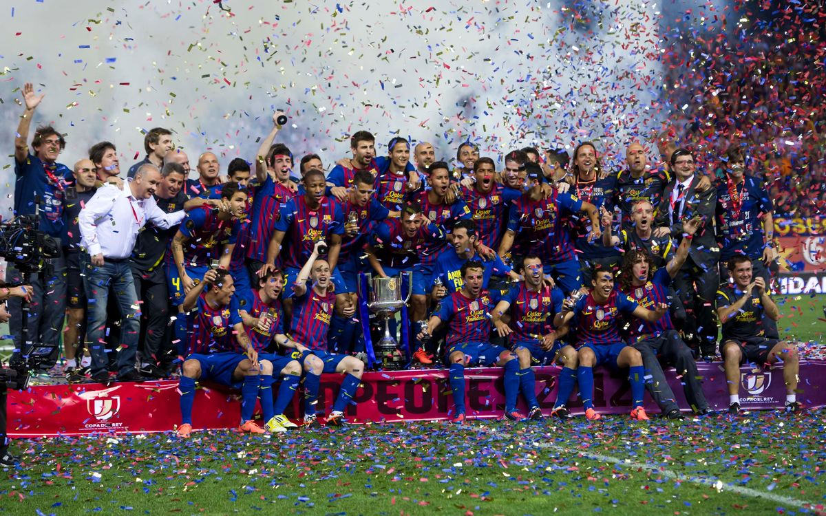 Back to the Calderón, a year after Cup success