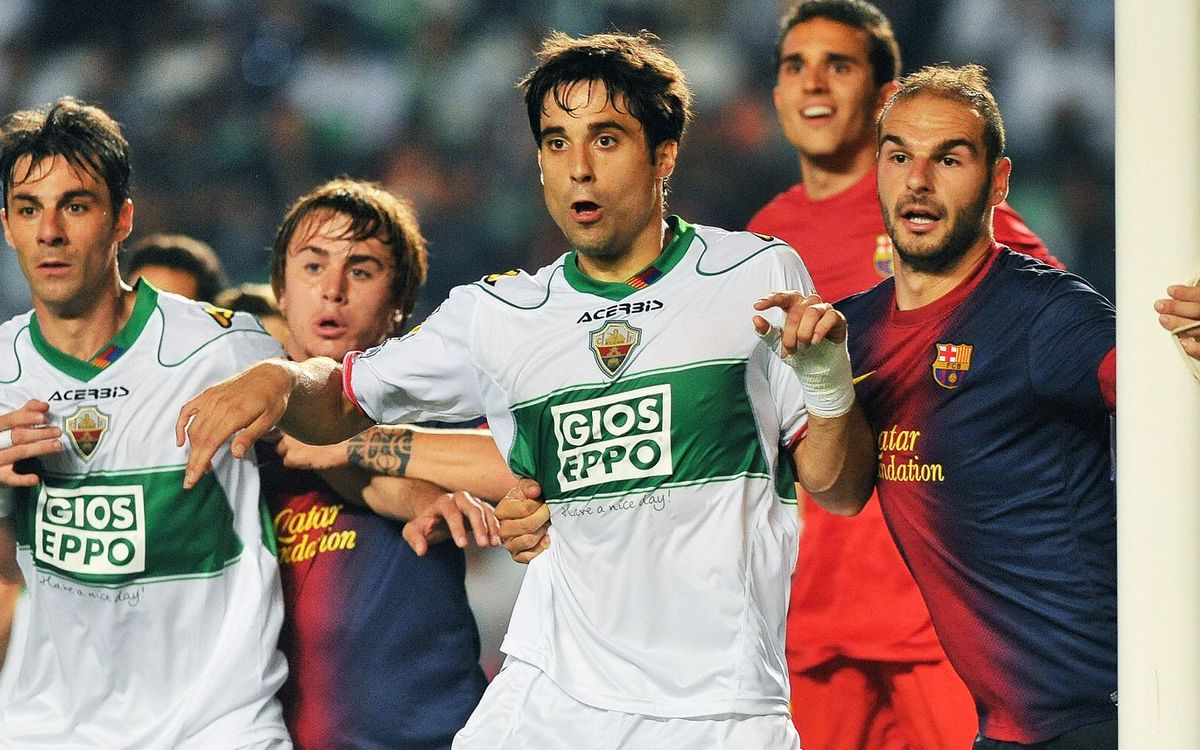 Elx - Barça B: Puntàs a camp del líder (1-1)