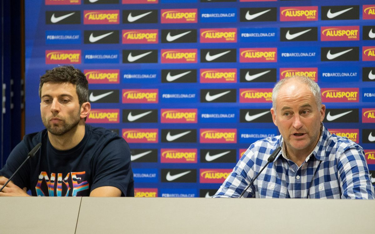 "Marc Carmona: ""Respectem moltíssim ElPozo"""