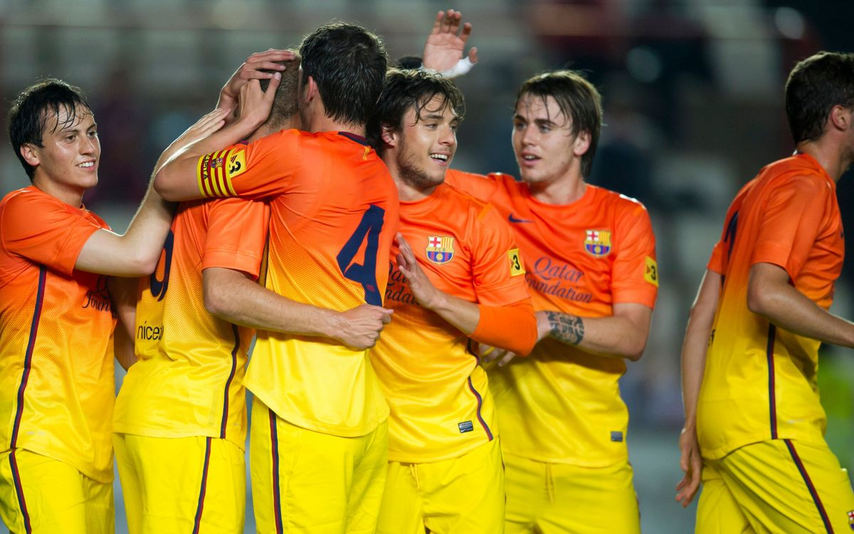Nàstic Tarragona-Barça B: The reserve side prove they are up to the challenge (0-1)