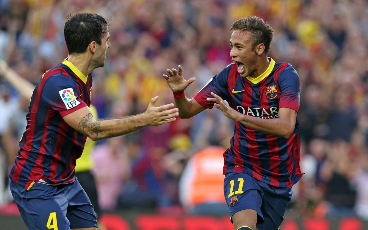 FC Barcelona-R.Madrid: Neymar and Alexis tip The Clasico Barça's way (2-1)