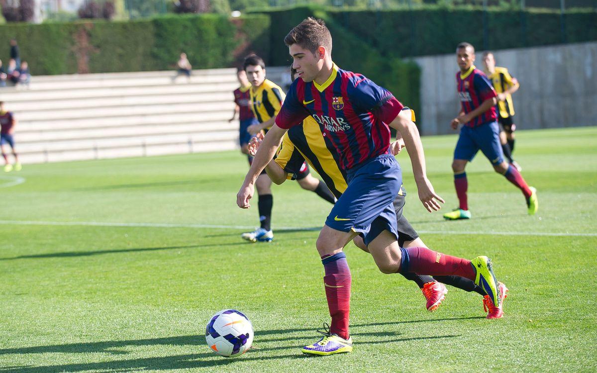 Gran jornada del futbol formatiu