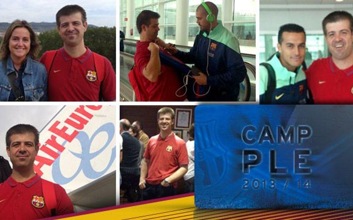 Camp Ple regala un viatge a Pamplona