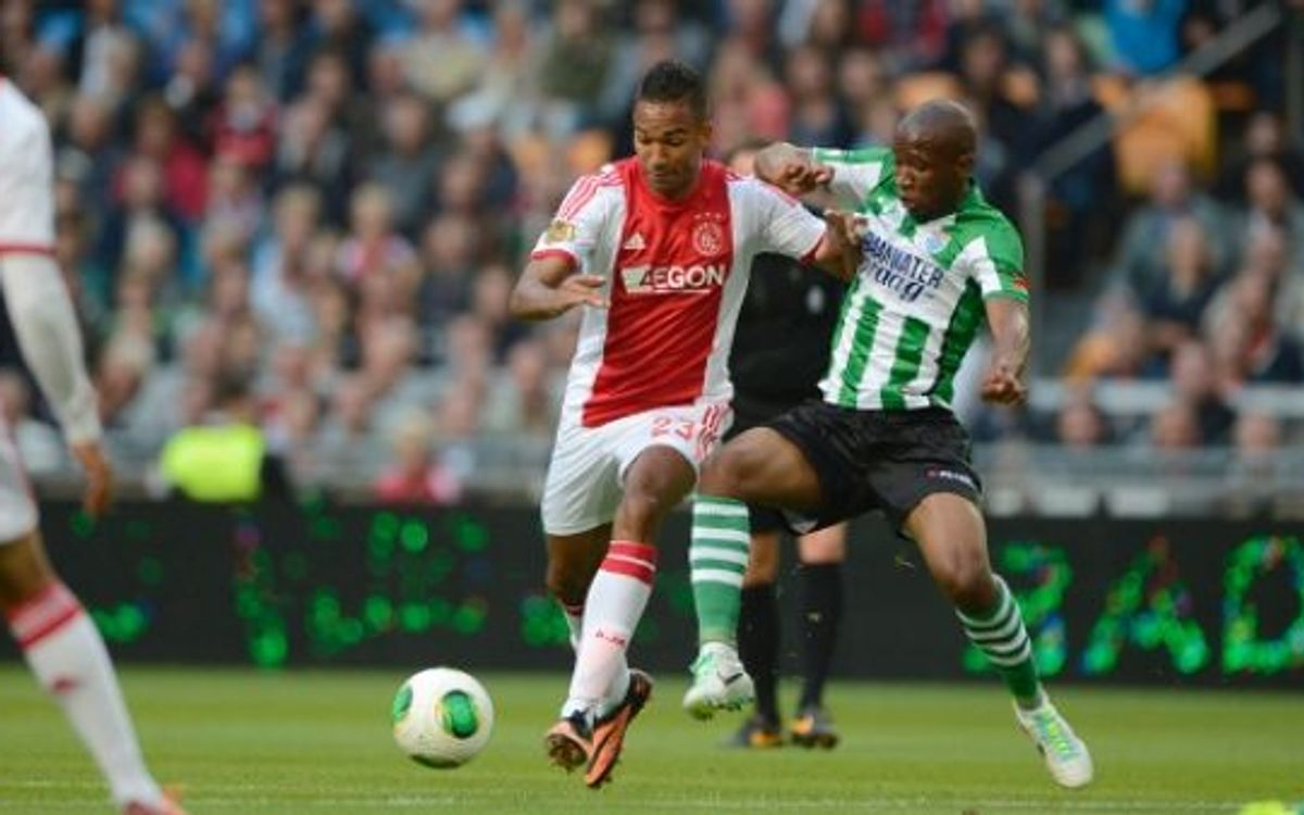 Ajax win ahead of their visit to the Camp Nou (2-1)