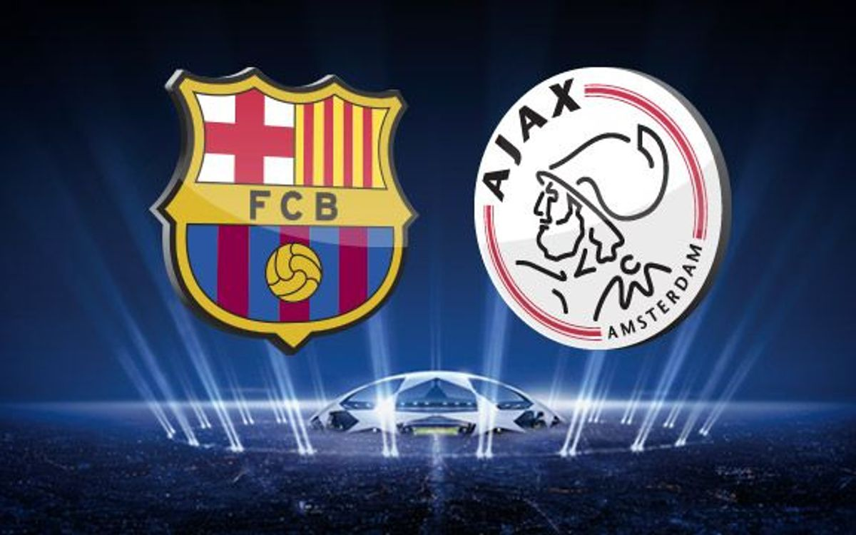 FC Barcelona v Ajax: Did you know...?