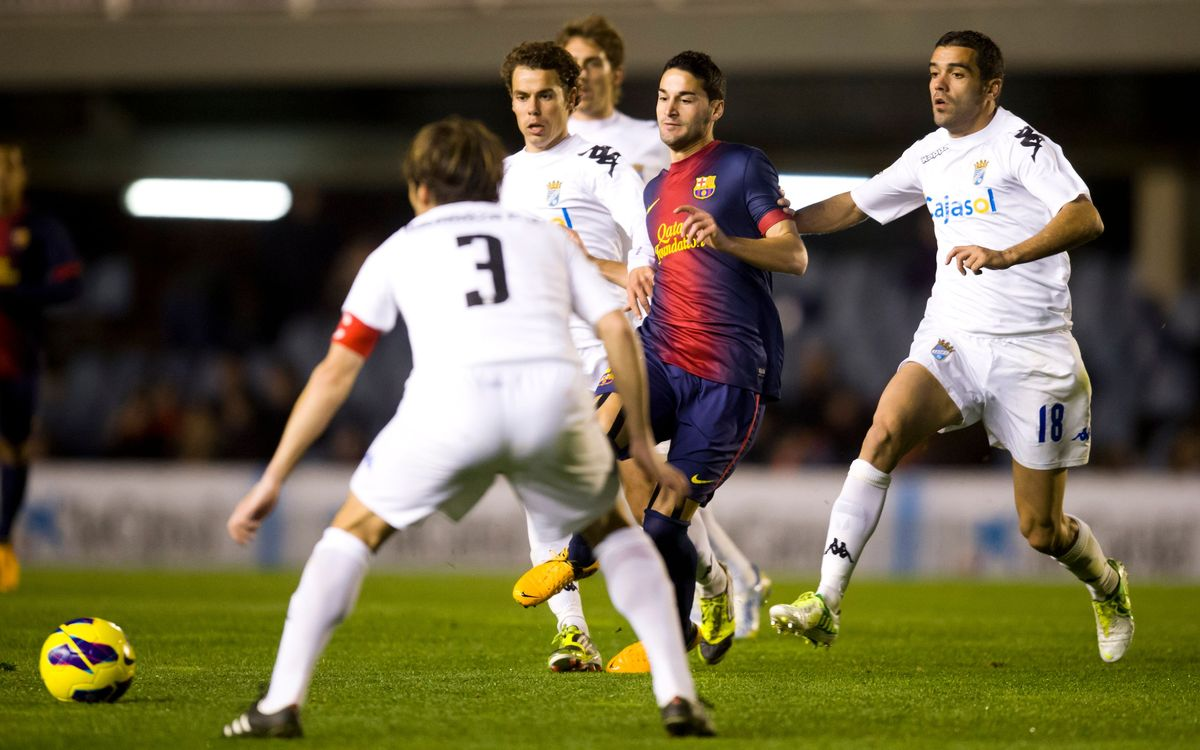 Barça B go down to Jerez in final game of the season (2-1)
