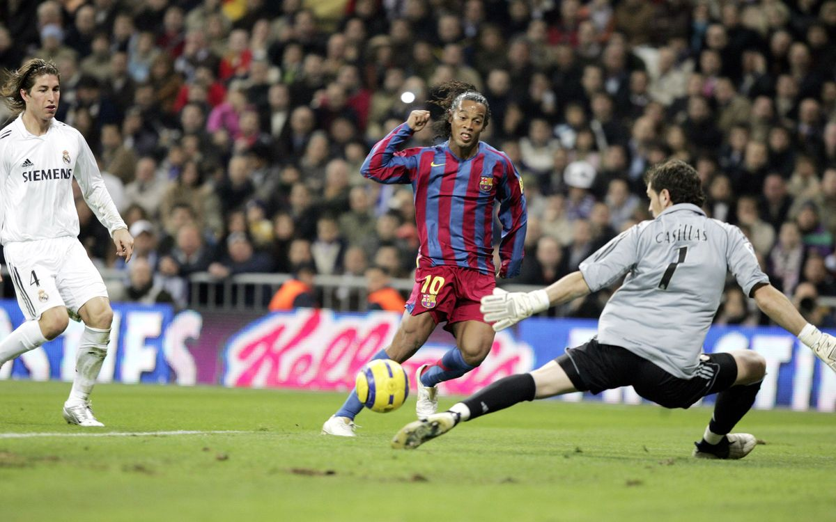 FC Barcelona Legends: Ronaldinho (Part II)
