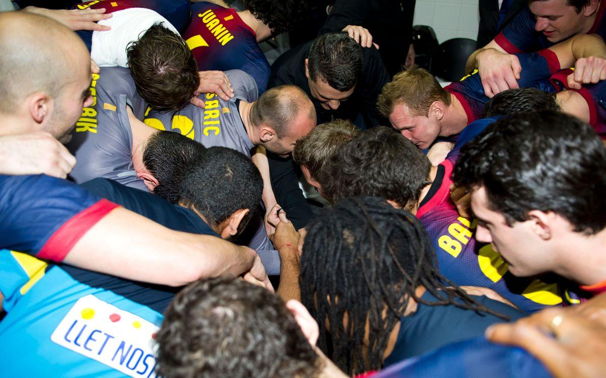 FC Barcelona Intersport: Preparant la Final a Quatre de Colònia