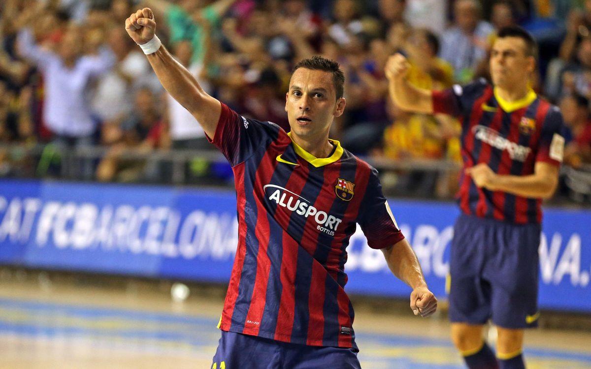 El Barça Alusport manté la confiança plena per sortir d'aquesta dinàmica