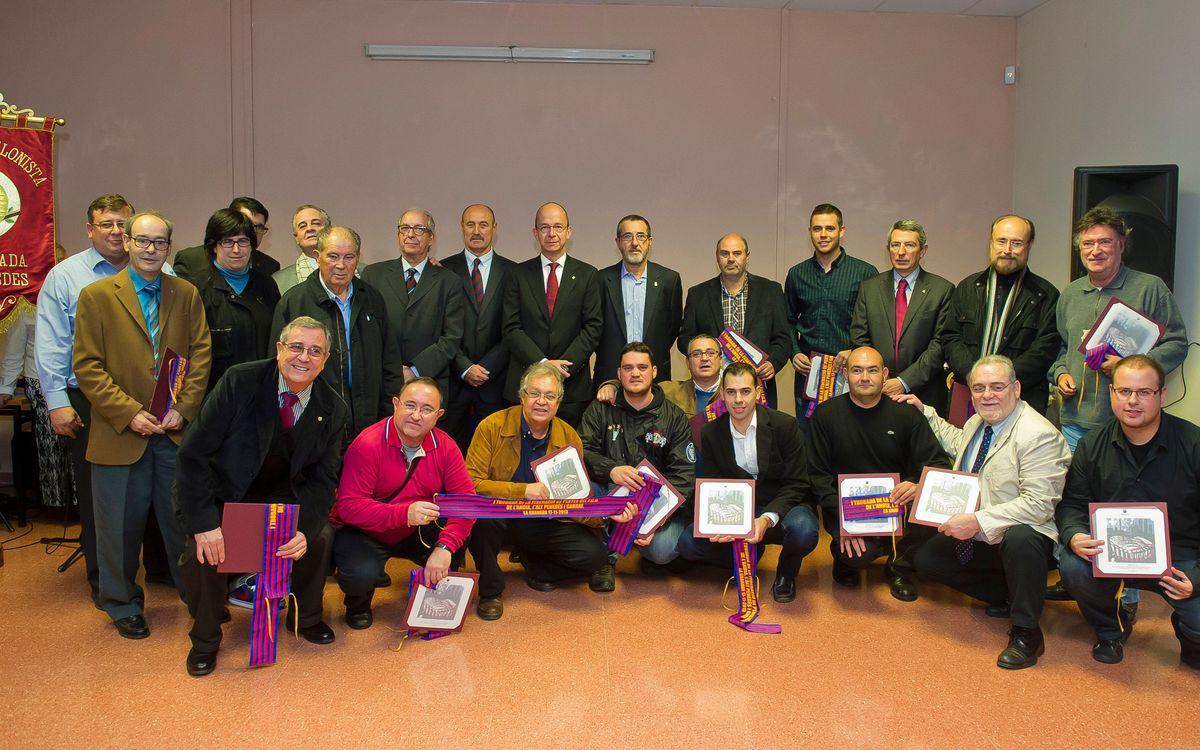 Jordi Cardoner presided over the Anoia, Alt Penedès and Garraf Meeting