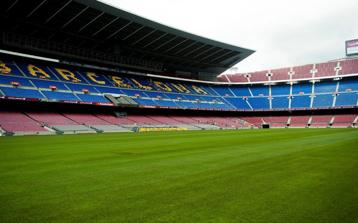 Aquest dimarts, 56è aniversari del Camp Nou