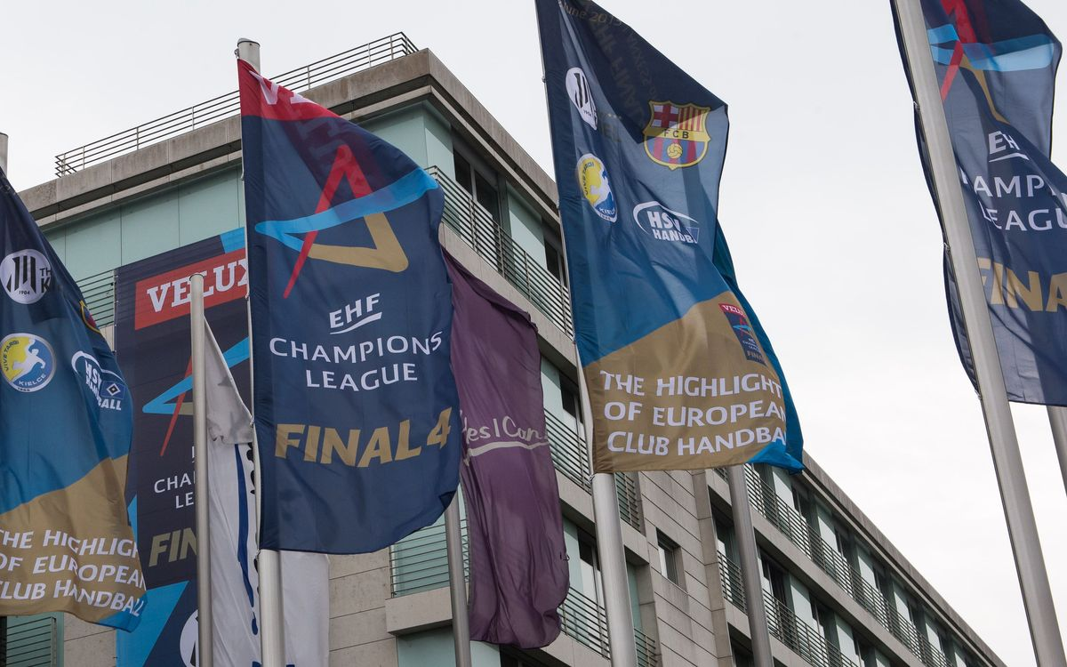 Matí intens del Barça Intersport a Colònia