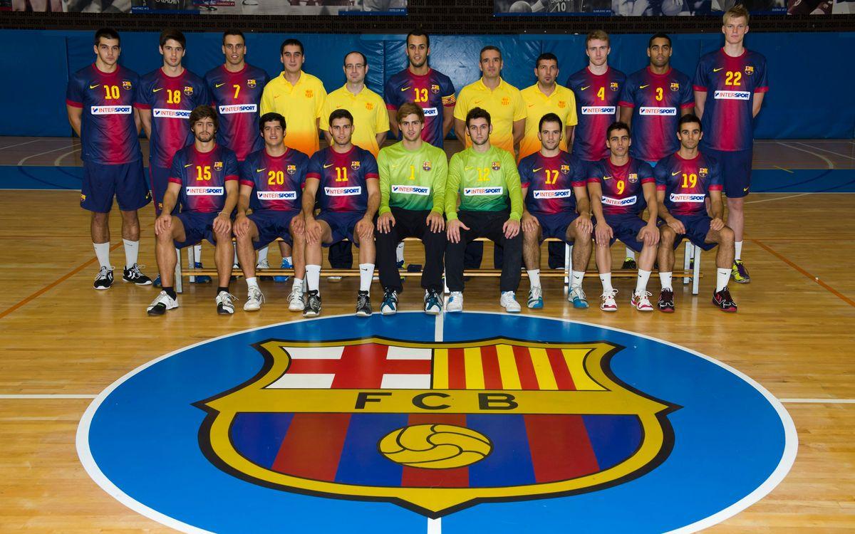 El FC Barcelona Intersport B tanca la Divisió d'Honor Plata com a campió