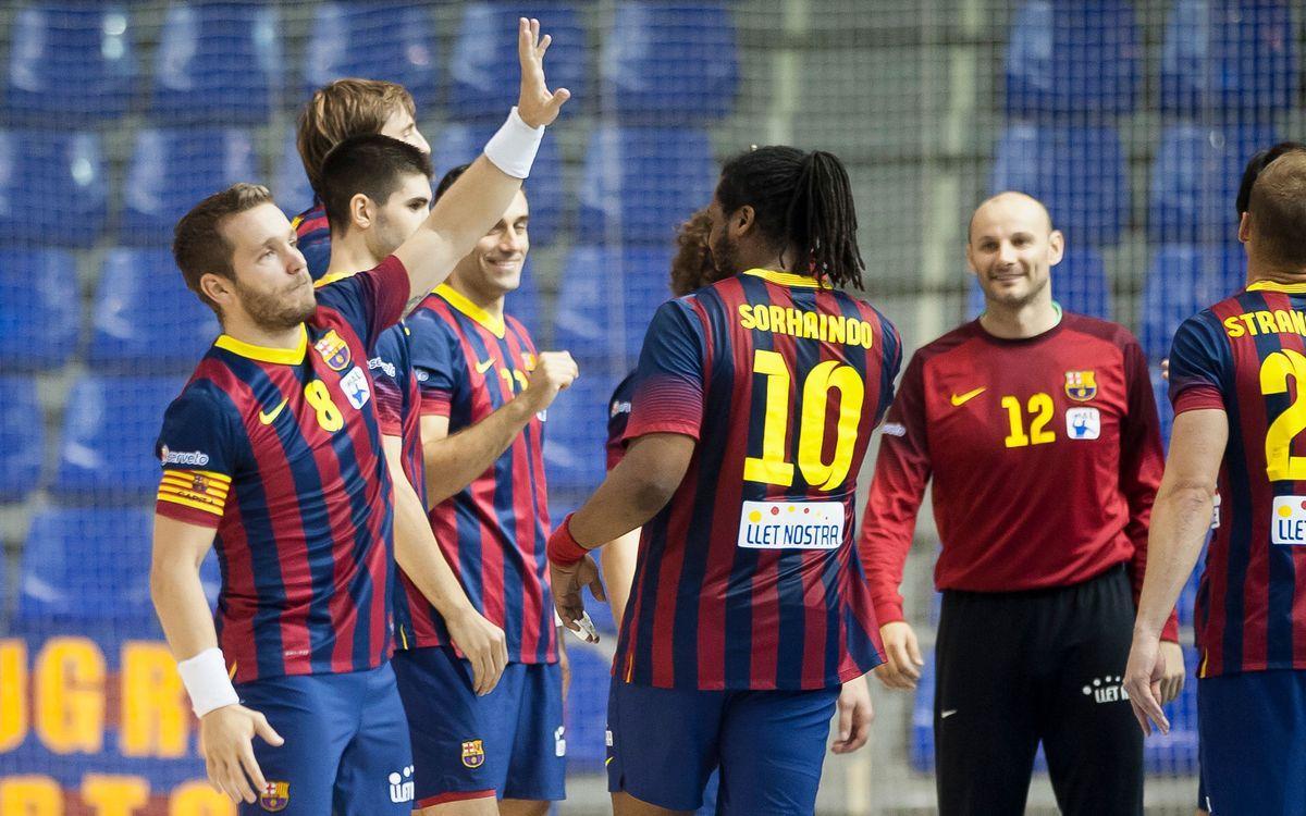 10 sur 10 pour le handball