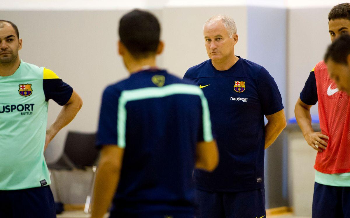 "Marc Carmona: ""L'Inter-Barça serà un gran partit"""
