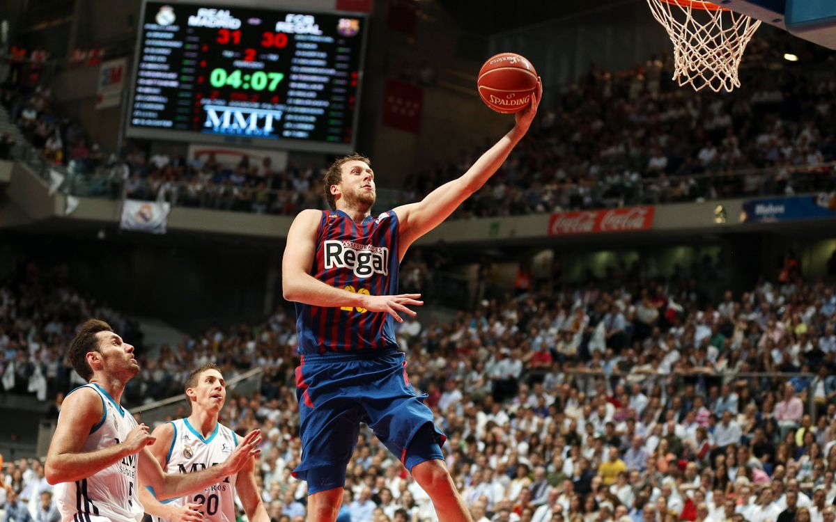 Real Madrid - FCB Regal: One step away from making history (79-71)