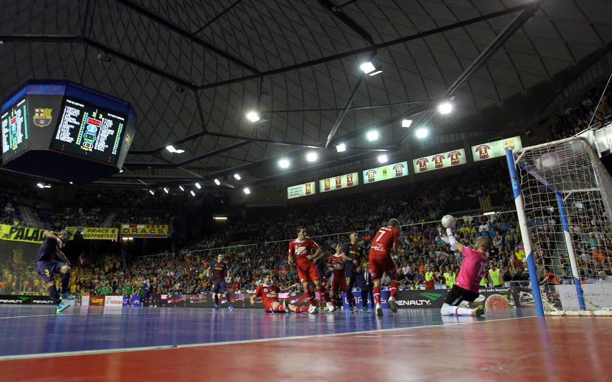 Handball, futsal and roller hockey tickets from September 19