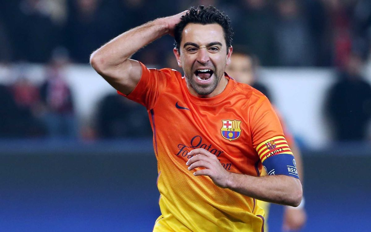 Xavi Hernández promised Miquel, a 10-year-old child fighting cancer