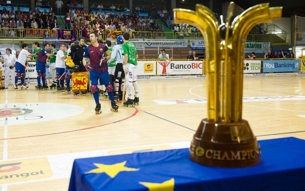La CERH atorga a Porto l'organització de la Final a Quatre de la Lliga Europea