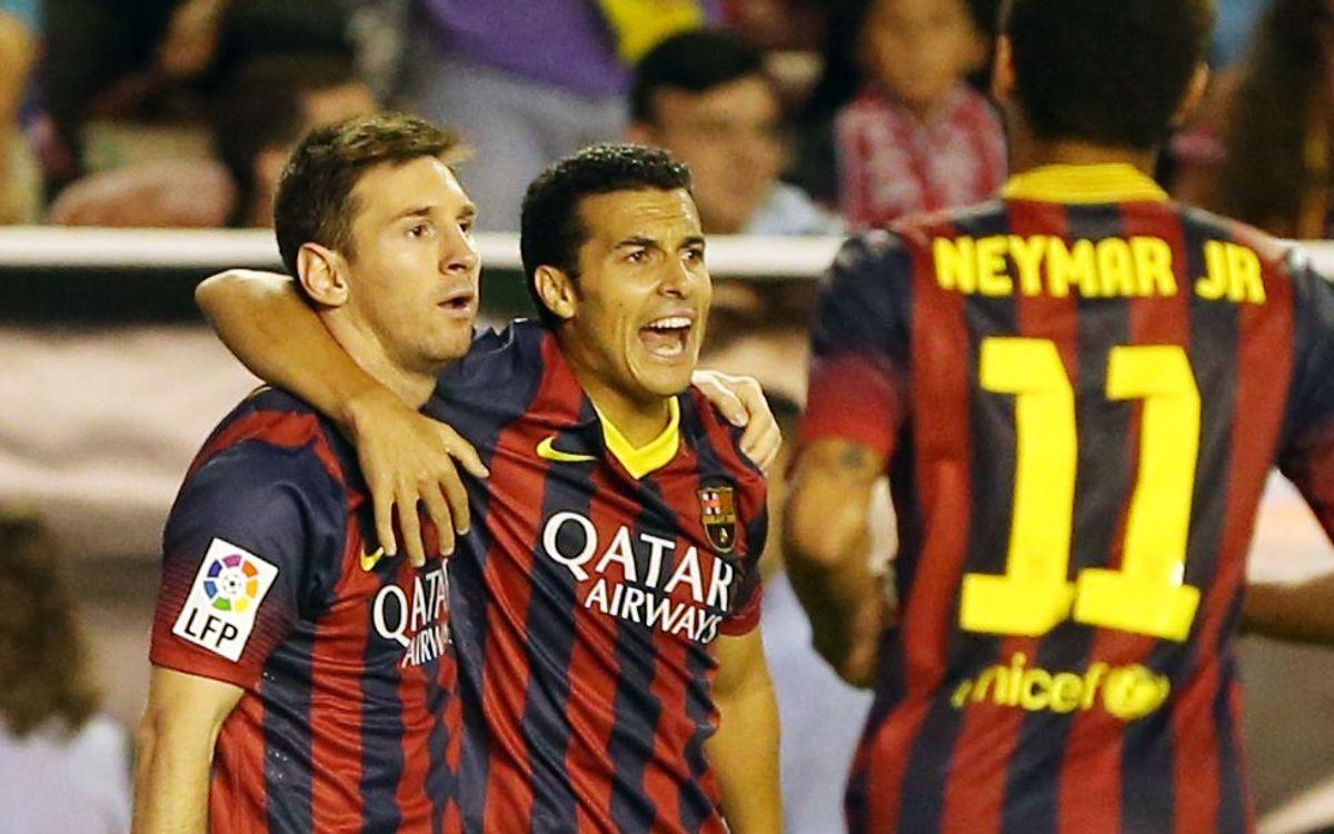 Celta – FC Barcelona: Vigo també val tres punts