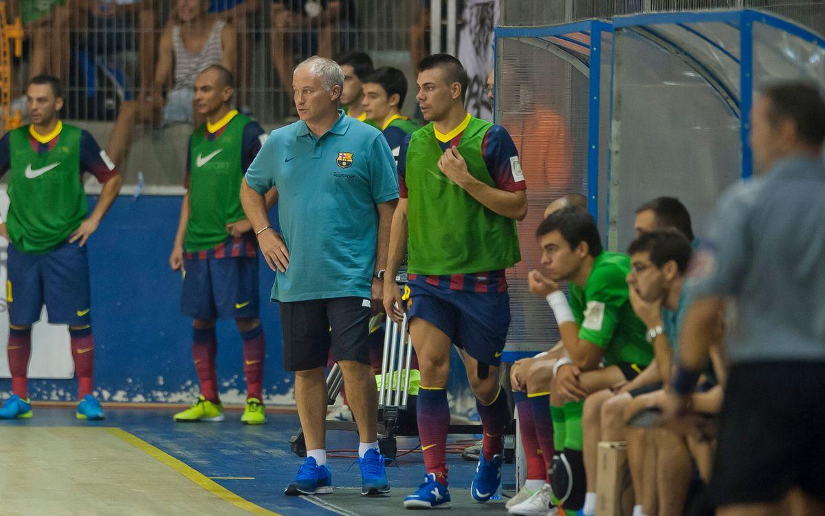 """Carmona: """"Hem estat molt millor que a les semifinals"""""""