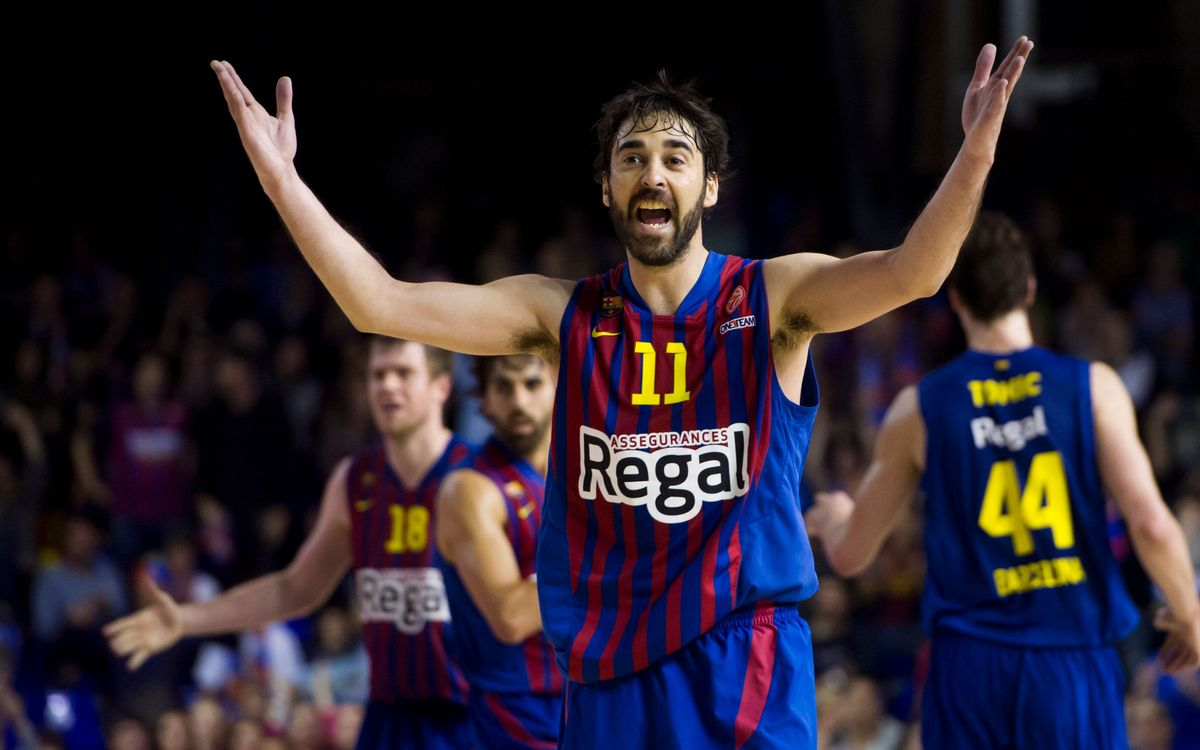 FCB Regal-Panathinaikos: Joyous victory at the Palau (72-70)