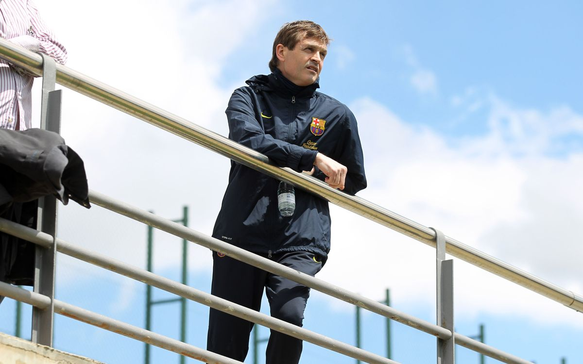 Vilanova in New York from Monday to Friday