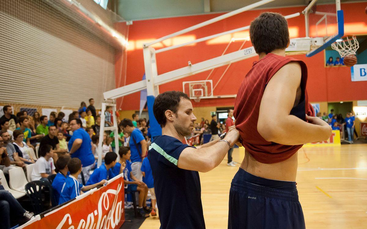 Jairo Vázquez, preparador físic, substitueix Toni Caparrós aquesta pretemporada