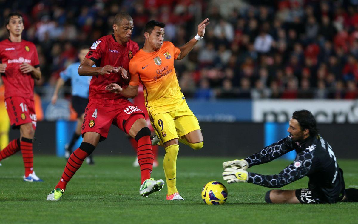 Mallorca in deep trouble