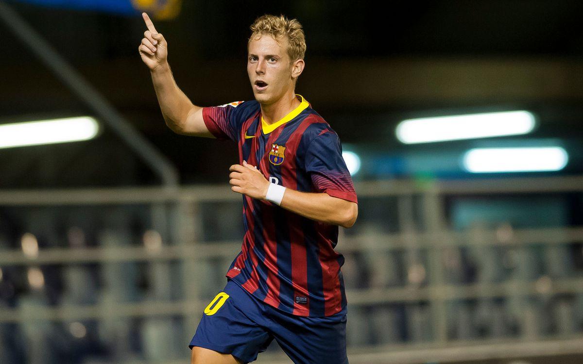FCB B – Saragossa: Gran victòria contra un rival de pes (1-0)