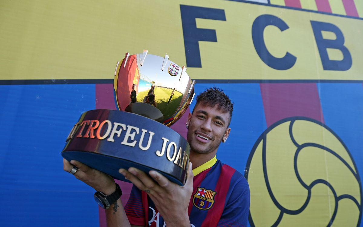 "Neymar: ""I want to win everything"""