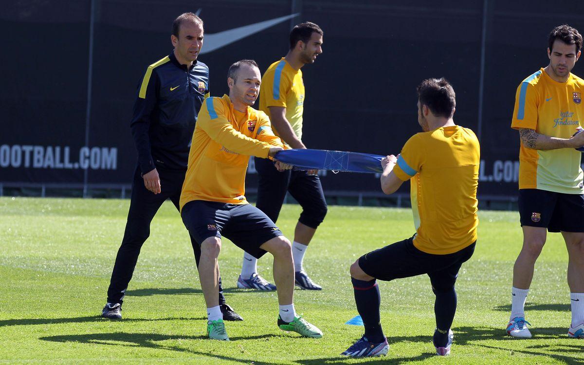 Messi, Iniesta, Busquets, Alba et Pinto non convoqués