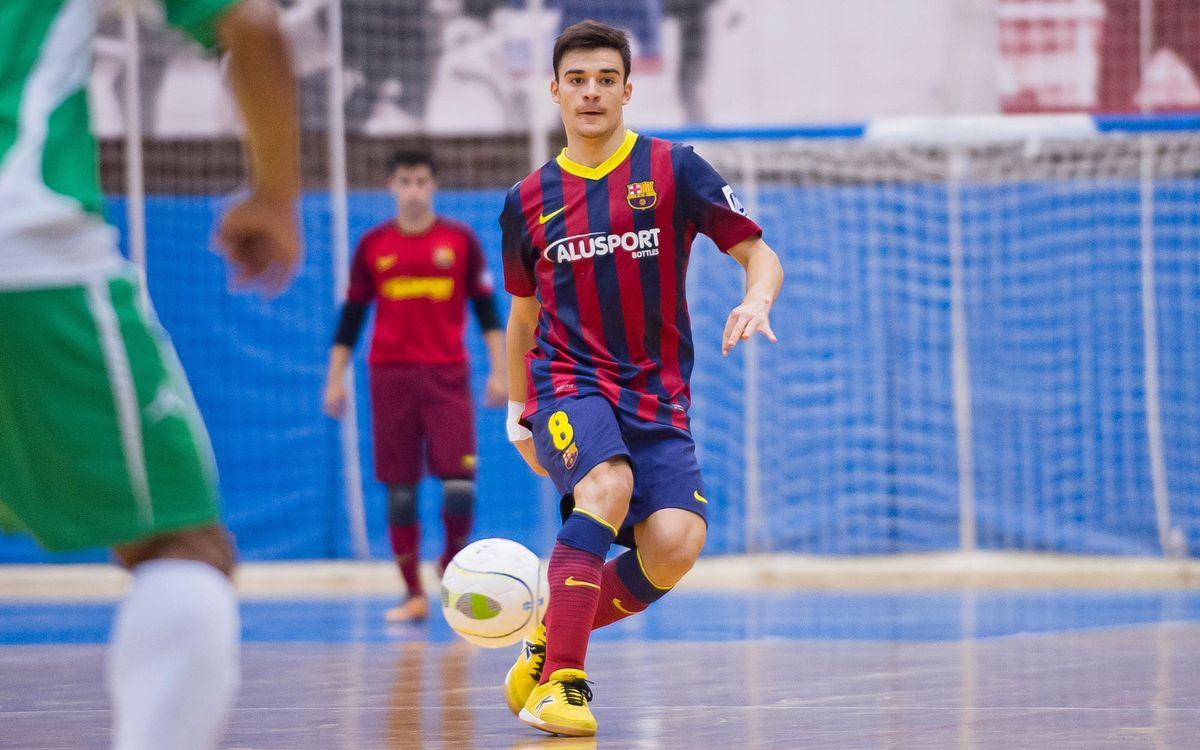 Aquesta temporada ja han debutat dos joves amb Marc Carmona
