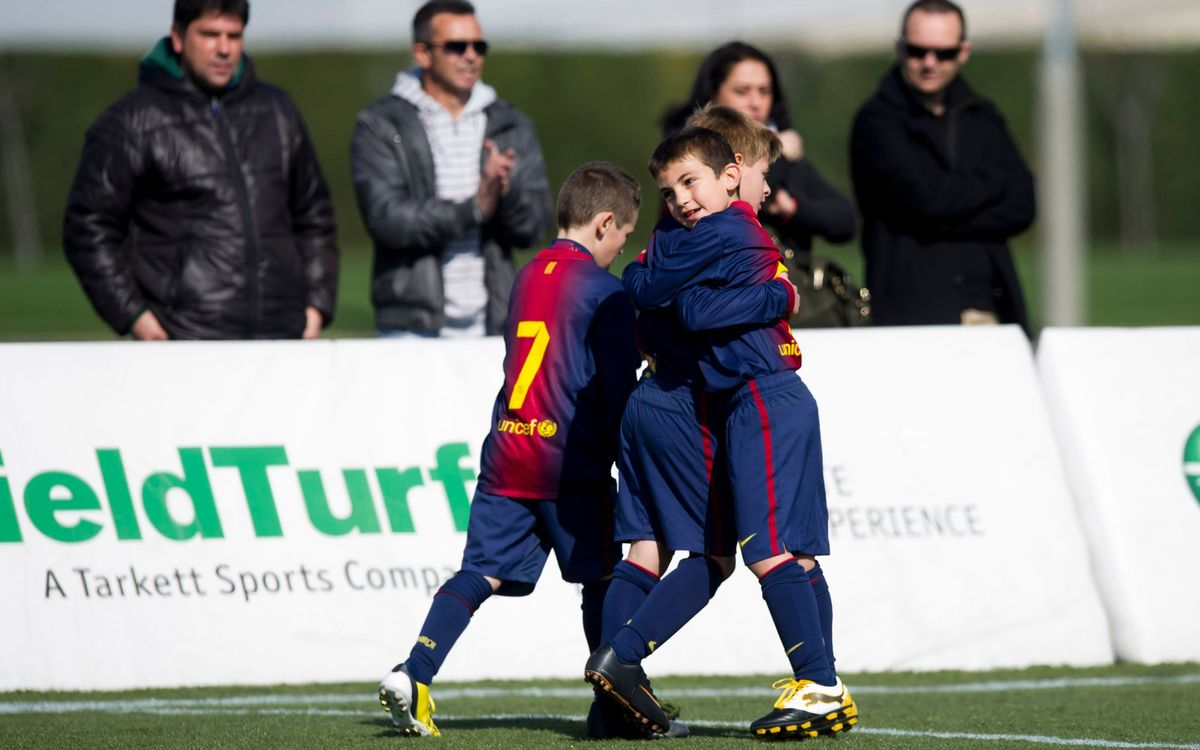 Top 5 amazing youth team goals