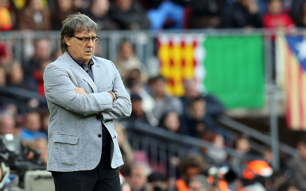"Tata Martino: ""We controlled the pace of the game"""