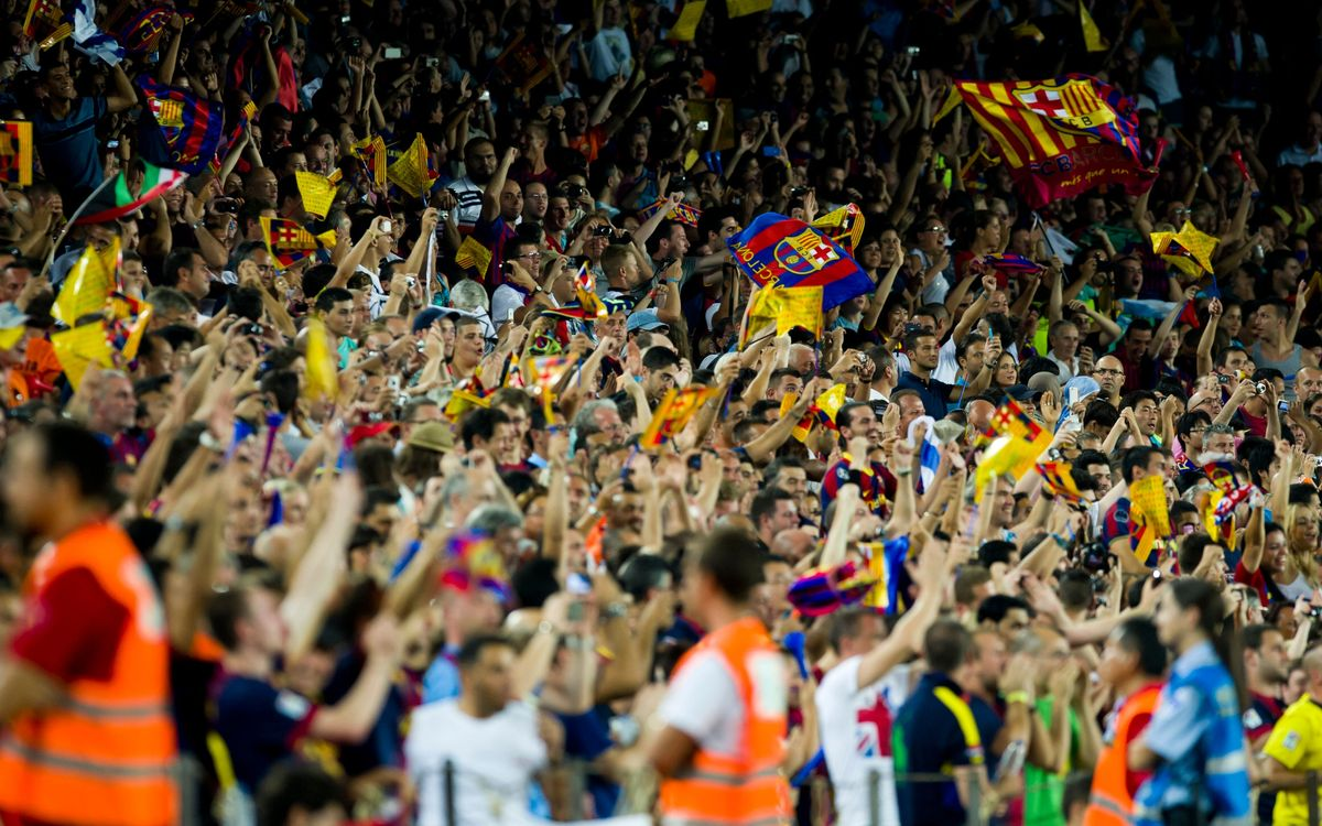 Tickets to the Clásico go on sale this Thursday
