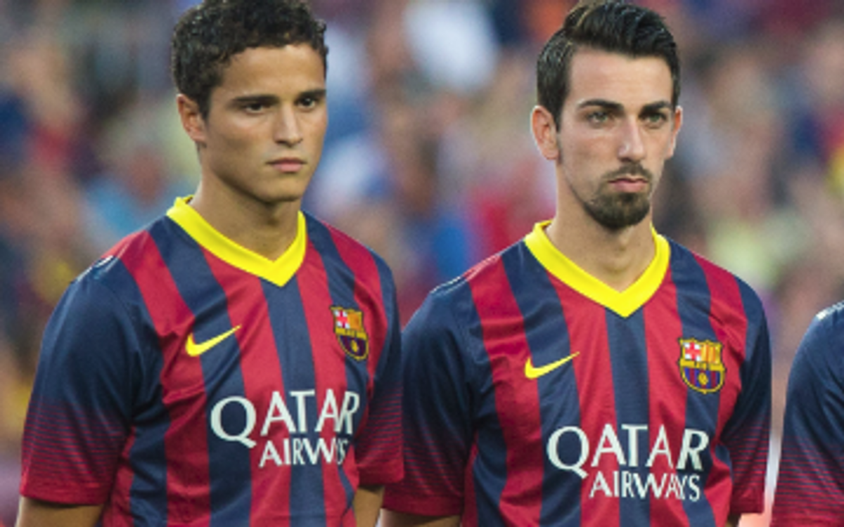 Ibrahim Afellay and Isaac Cuenca to wear shirt numbers 19 and 23