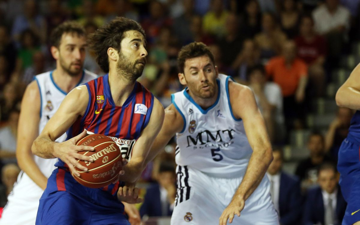 FCB Regal - Real Madrid: No margin of error (72-84)