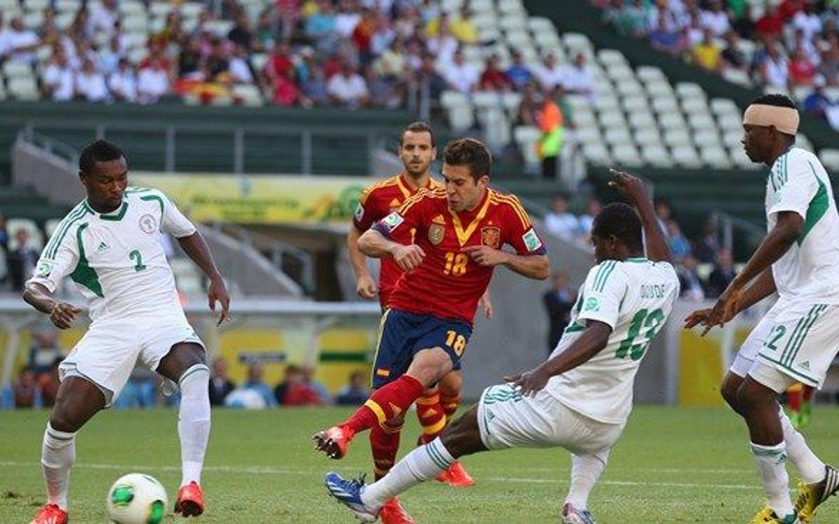 L'Espagne affrontera l'Italie