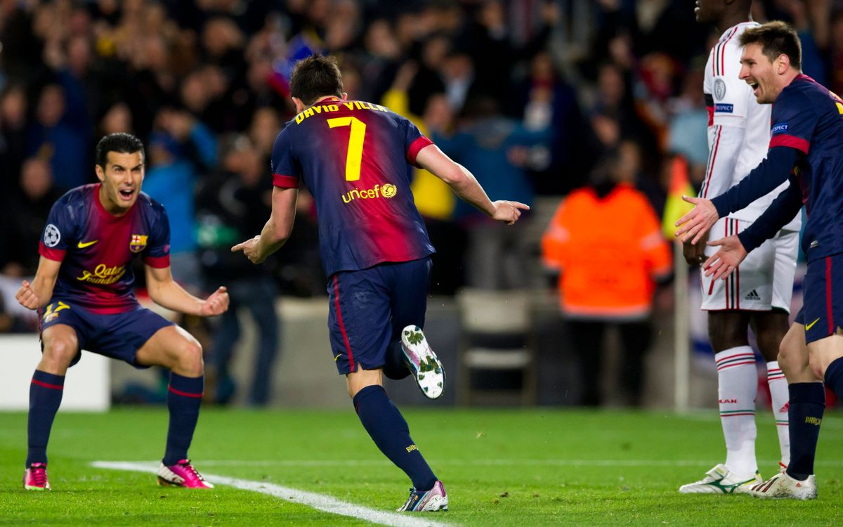 Paris Saint-Germain and FC Barcelona, face to face